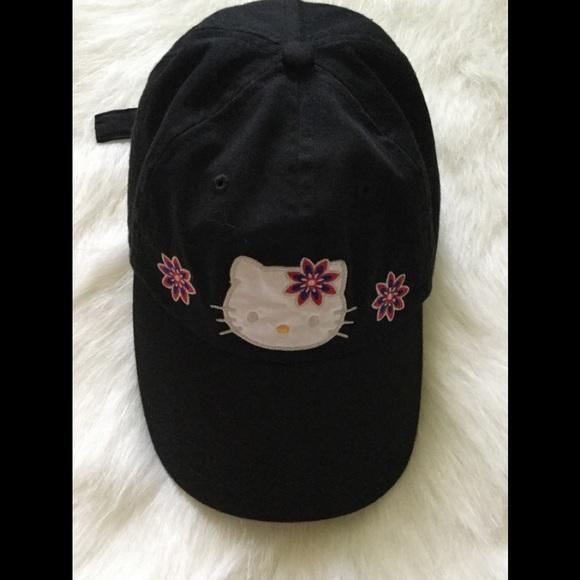 19d489ead Sanrio Accessories   Today Vintage Hello Kitty Hat   Poshmark